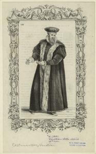 Venetian state official, 16th cen.