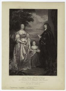 James Stanley, 7th earl of Derby, and Charlotte de la Tremoüille, his countess.
