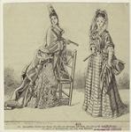 Französische Damen von Ra