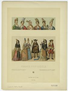 France XVIIe siècle.