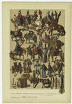 Edad moderna -- trajes y armas de los Turcos y Mogoles hasta 1700.