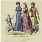 Chapeaux Et Bonnets (1796).