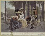 La Causerie : Life In Paris In 1793.