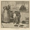 Man trying on shoes, ca. 1878