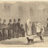 A slave-pen at New Orleans before the auction : a sketch of the past.