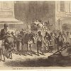 Arrival of freedmen and their families at Baltimore, Maryland -- an everyday scene