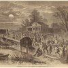 Stampede Of Slaves From Hampton To Fortress Monroe.