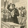 South Carolina : The Dual Legislature : Representative Hamilton, Of Beaufort, Weeping Over The Corruption Of His Party.