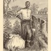 Cotton picker, 1860s.