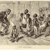 A Negro village school.