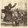 The Negro preacher.