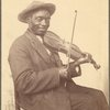 """Fiddler Jack"" of Harpers Ferry."