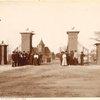 The Lincoln gate, Tuskegee Institute, Ala.