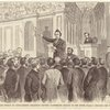 The last speech on impeachment--Thaddeus Stevens closing the debate in the House, March 2.