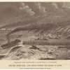 The Red River Dam--gun-boats passing the rapids at dawn.