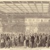 Assembling of Congress, Hall of Representatives, Washington City, December 3, 1860.