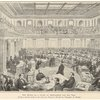 The Senate as a court of impeachment for the trial.