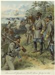 Stonewall Jackson, Bull Run, July 21, 1861.