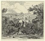 Battle of Bull Run.