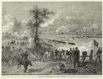 Battle of Malvern Hill -- Lee's attack.