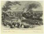 The Civil War in America : re-occupation of Jackson, Mississippi, by the Confederates