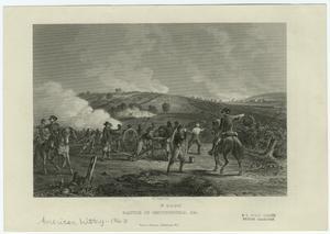Battle of Gettysburg, Pa.