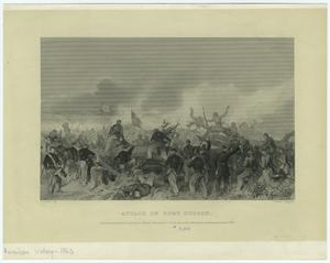 Attack on Port Hudson.