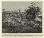 Battle of Atlanta, July 22d--recapture from the Confederates of De Gress's battery.