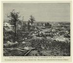 Battle of Atlanta, July 22d -- recapture from the Confederates of De Gress's battery.