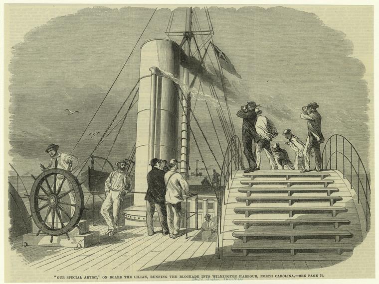 on 7/16/1864