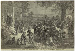 """""""An incident of General Sherman's March through Georgia."""""""