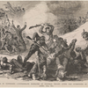 The war in Tennessee--Confederate massacre of federal troops after the surrender at Fort Pillow, April 12th, 1864.