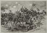 "Battle of Spottsylvania [Spotsylvania] : ""the bloody angle."""