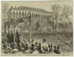 Louisiana. --Great mass meeting of citizens, on Lafayette Square, New Orleans, April 6th to indorse President Hayes's southern policy and sustain the Nicholls government.