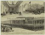 Louisiana. --The withdrawal of the federal troops from the state house in New Orleans, at noon, on April 24th.