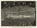 Union Square, New York, July 4, 1876.