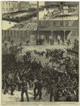 The Anti-Chinese riot at Seattle, Washington Territory.