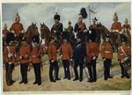 Irish guards, colour-sergeant ; The Royal Irish Regt., private ; Royal Inniskilling Fusiliers, private ; Officers of the Connaught Rangers, Royal Irish Fusiliers, Royal Irish Rifles, and Royal Munster Fusiliers …