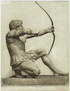 [Greek archer.]