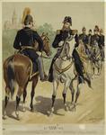 Brigadier-General, Staff & Line Officers (Full Dress).