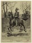 Field officer of cavalry,