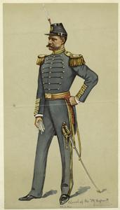 Colonel of the 7th Regiment.