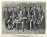 Major-General Fitzhugh Lee, U.S.V., and staff