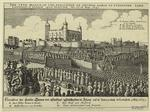The true maner of the execution of Thomas Earle of Strafford, Lord lieutenant of Ireland, upon Tower Hill, the 12th of May, 1641.