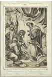 Ali Pasha'S Head, Severed From The Trunk, Is Presented To The Sultan, In A Solemn Audience = Der Vom Körper Getrennte Kopf Des Ali Pascha Wird In Einer Feierlichen Audienz Dem Sultane Überliefert.
