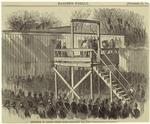 Execution Of Captain Henry Wirz -- Adjusting The Rope.