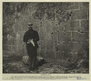 Execution wall.