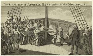 The shooting of Admiral Byng o... Digital ID: 814525. New York Public Library