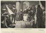 Columbus Before The Council At Salamanca.