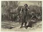 The emigrants' noonday halt